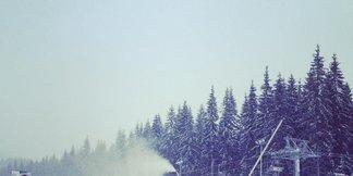 Jasná a ďalšie strediská spustili zasnežovacie systémy ©Jasná Nízke Tatry