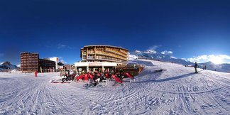 The highest ski resorts in Europe ©Chalet des Neiges