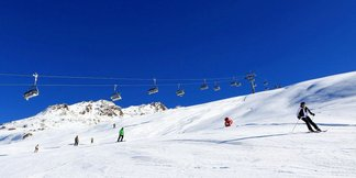 Five of the best ski resorts for beginners ©Obergurgl Tourism