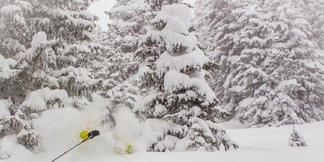 Galería de fotos: Impresionante tormenta de nieve en Vail ©Jeff Cricco