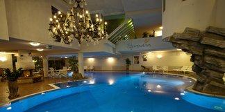 Découvrez les plus beaux spas du Valais ©Spa Hôtel Ferien Art Saas Fee