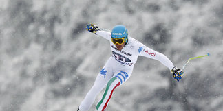 Nella discesa di Garmisch ritorna WInnerhofer e fa tris ©Agence Zoom
