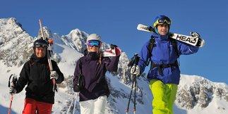 Skifahren an Ostern: Diese Skigebiete haben das richtige Angebot ©Lech Zürs