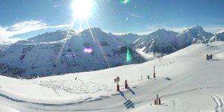 Condiciones de las estaciones de esquí de Alpes, España y Andorra ©Les 2 Alpes