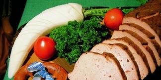 Gastronomie en wintersport in Duitsland ©Breakfast in Bavaria with Leberkäse