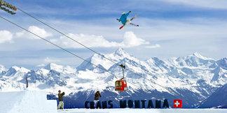 Crans-Montana: El sol del Valais ©Crans-Montana Tourisme