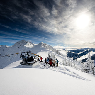 Heli-Ski Wishes & Powder Dreams Come True at Selkirk Tangiers - © Dan Stewart