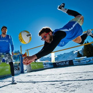 Snow Volleyball World Tour 2014 - © Snow Volleyball World Tour FB