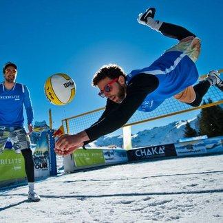 Snow Volleyball World Tour 2014 - © Snow Volleyball World Tour FB