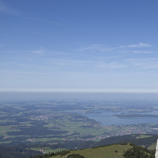 Klettern an der Kampenwand - ©Chiemsee Alpenland Tourismus