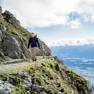 Wandern am Goetheweg an der Nordkette - ©Innsbruck Tourismus
