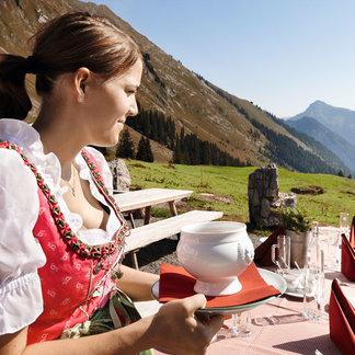 Kulinarisch Wandern im Bregenzerwald - ©Bregenzerwald Tourismus | Adolf Bereuter