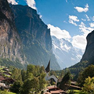Lauterbrunnen - ©Jungfrau Region | Mattias Nutt