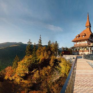 Panorama von Interlaken - ©Interlaken Tourismus