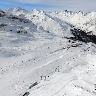 V Alpách vyšlo slunce - © Ischgl | Facebook
