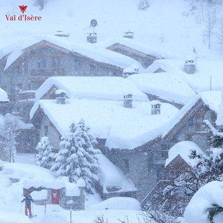 07./08. März 2017: Neuschneebilder aus den Skigebieten - © Facebook YSE Ski Chalet Holidays - Val d´Isère