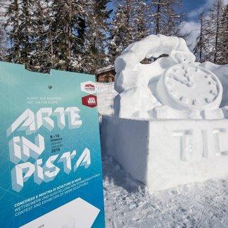 Alta Badia: Umění na sněhu - © Alta Badia Facebook