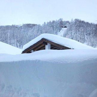 Powderalarm v Evropě | 28.12. - © Livigno | facebook