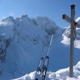 Klassische Skitour rund um Garmisch-Partenkirchen - © Christian Rauch