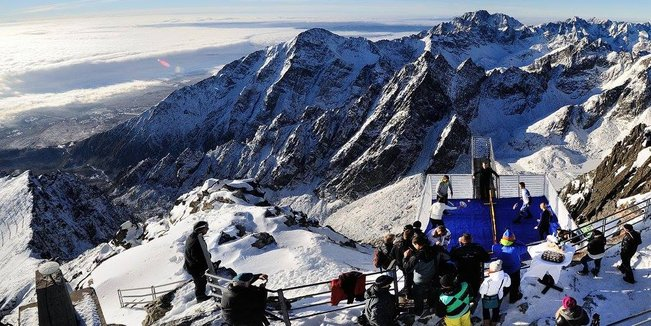 WINTER OPENING - Tenisové Tatry 2014