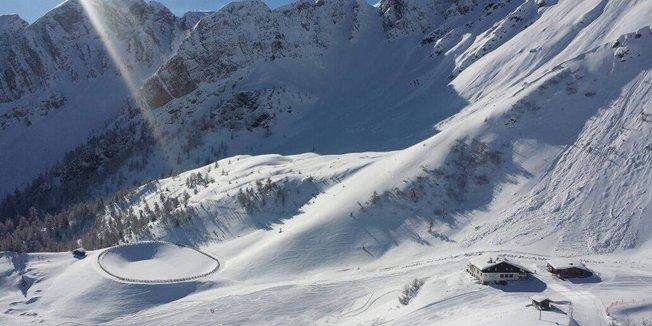 Tutta la neve di Marzo 2015 - © Ladurns Facebook
