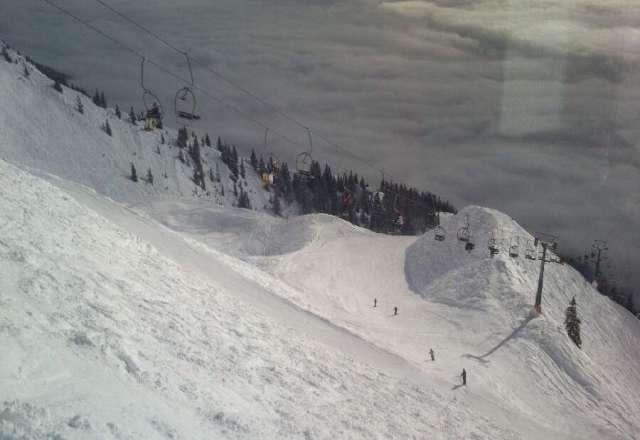 super wetter und super schnee!