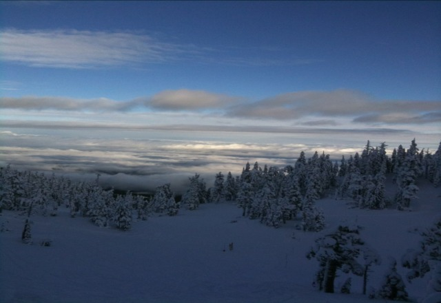 great day to be a snowboarder