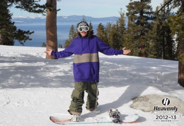 love were I live and work! all about the Heav! South Lake Tahoe Love! Mtn Love!