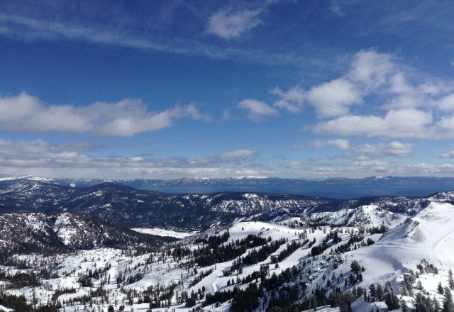 not a bad day...hiked to the top of granite