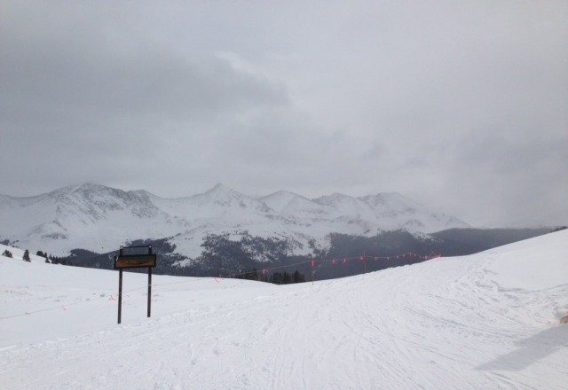 Very cold, but still great skiing weather!! Can't wait to go back tomorrow!!