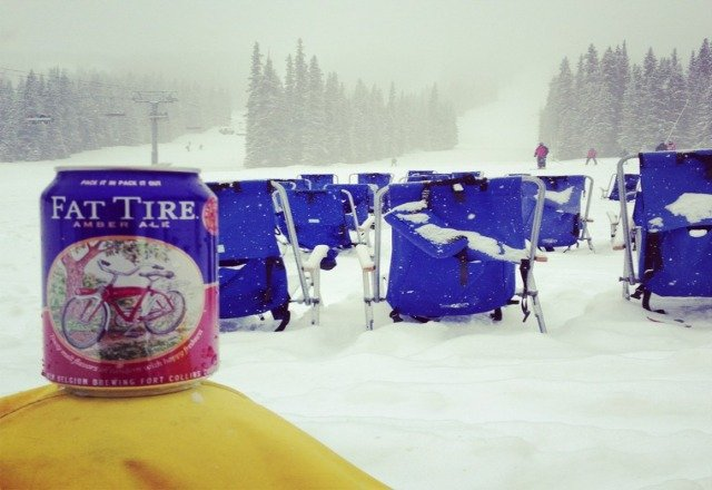 yes please. love me some free cat rides and pow at copper