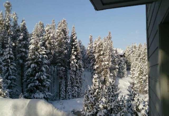 Keystone har stengt for sesongen men forholdene er bedre enn noensinne, skyfri himmel s? langt ?yet kan se!