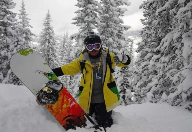 AWESOME POW DAY!!!