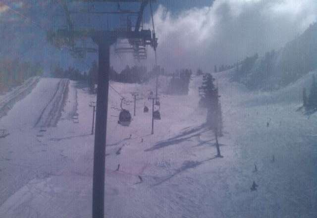 Saturday got and 5 lifts are open