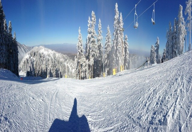 went last sat and it was really nice. freash powder and nice chill weather