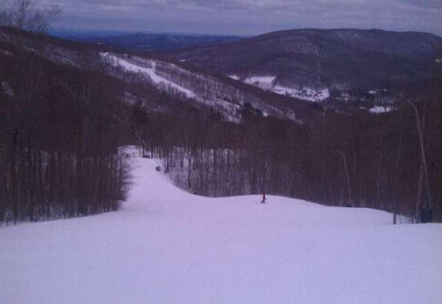 first time to jiminy, great mountain nice job on the grooming, were great under the tape!!!!