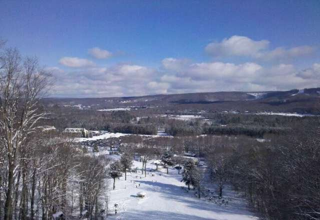 great snow at Boyne...as always.