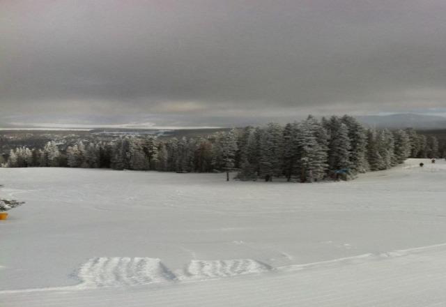 great skiing !!