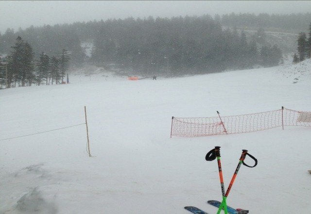 went on sunday in the beautiful snow!  This NewEnglander enjoyed the powpow:-)friendly place!