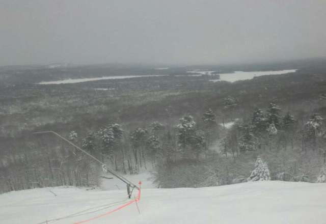 Went up this pat week and had a great time. Good ski mountain.