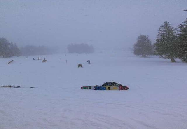 powder day today, expect several more inches tonight.