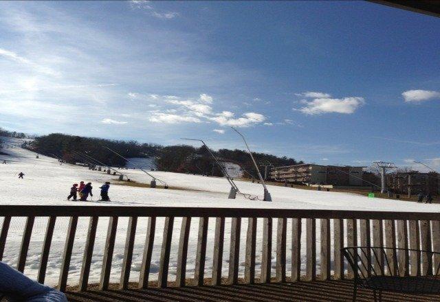 great spring skiing!