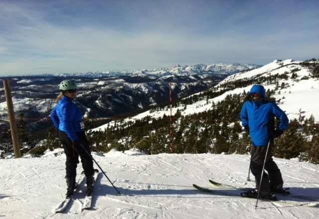 great weekend, lots of sun and great groomers