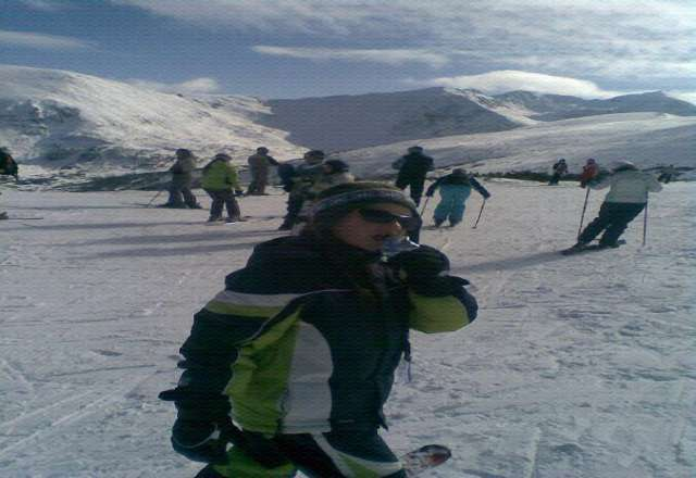 I like skiing :-)