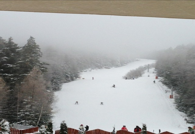 Very good ski runs. there is enought snow. you must go!