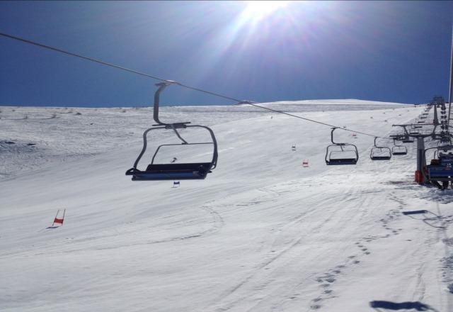 """26 maggio 2013 sul """" ghiacciaio """"di Prali bellissima giornata di sci !!!"""
