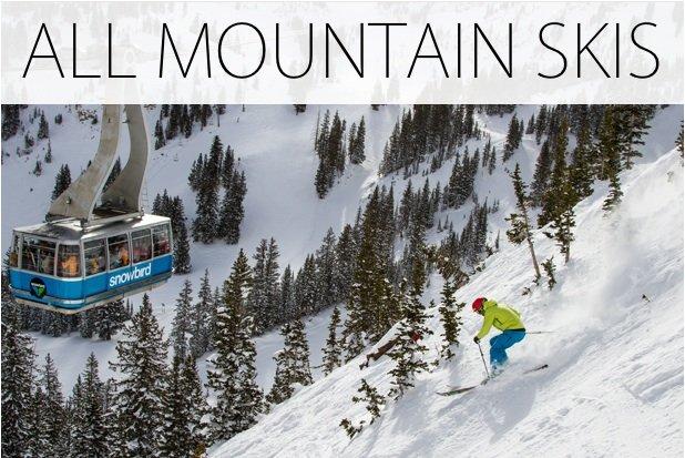 2014 Ski Test All Mountain - © Liam Doran