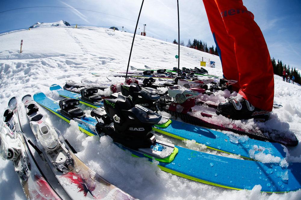 Ako vyberať nové lyže - © nskiv/wintersport.nl