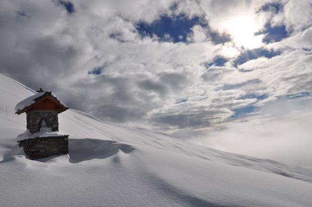 Bardonecchia - Jafferau neve - © Bardonecchiaski.com