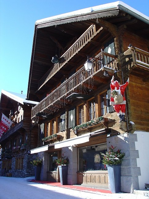 Champery, Switzerland - © Champery Tourist Office